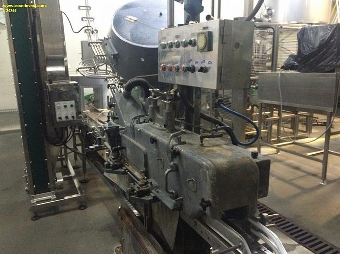 Used VB YB FI 144 Bottling and Bevereage