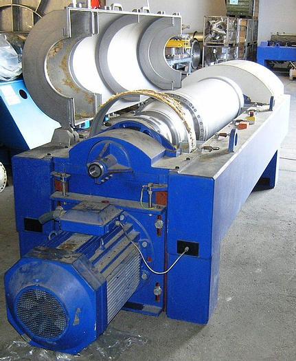 Refurbished Alfa Laval decanter, type CBDNX438B-31G