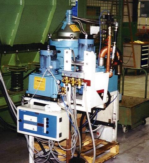 Refurbished 1995 Alfa Laval MMPX303 separation module