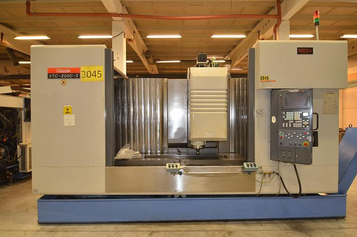 Used MV24 - Mazak  VTC  200 C- II