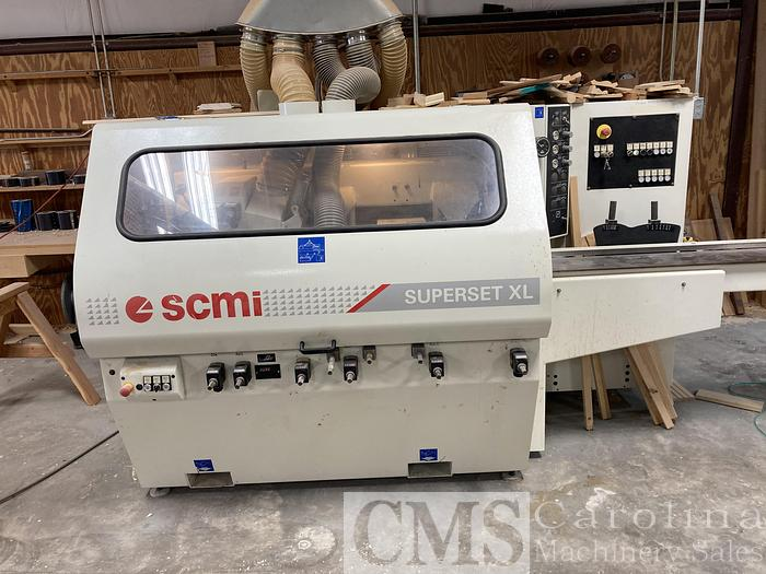 Used 2006 SCMI Superset XL Moulder