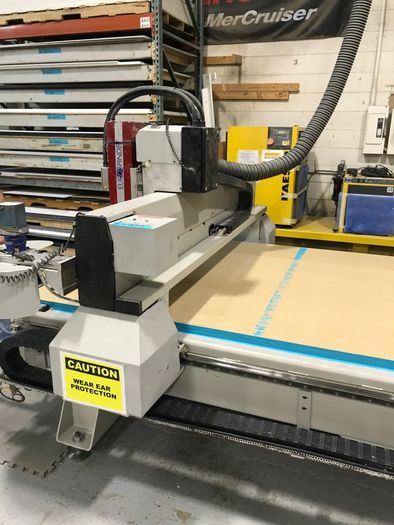 Multicam MG205 CNC Router