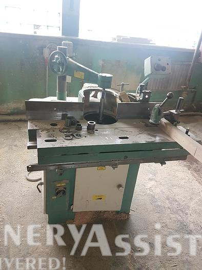 Used Milling machine with handle