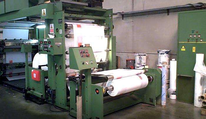 FLEXOTECNICA RADIOS 824 – 4 COL. FLEXO stack (1250 mm)