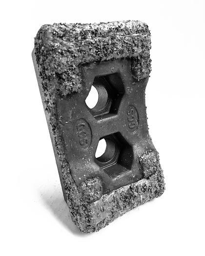 GCS 10A1 Carbide Weld