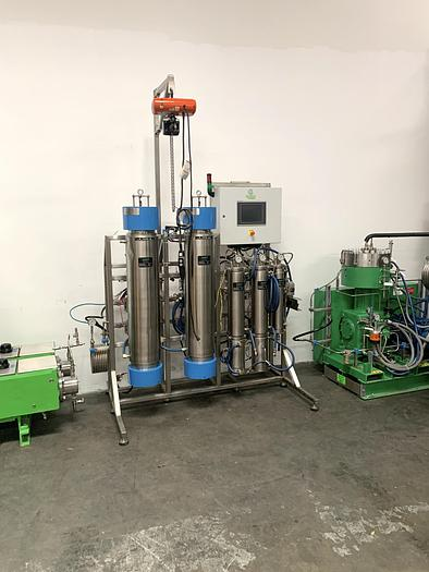 Used Apeks Supercritical 5000 20L x 20LDP CO2 Dual Phase Extraction System