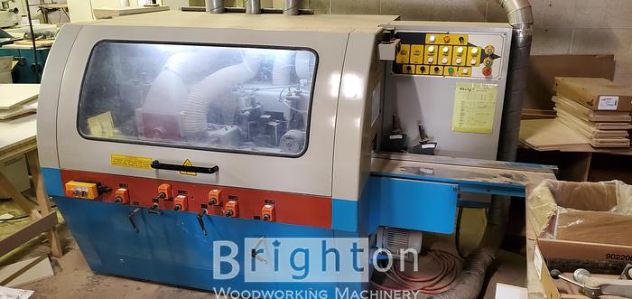 Used 2005 Silver SF4015A Moulder