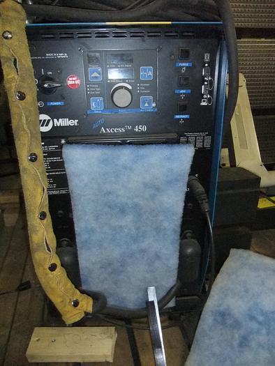 Used 2010 Miller Auto Axcess 450