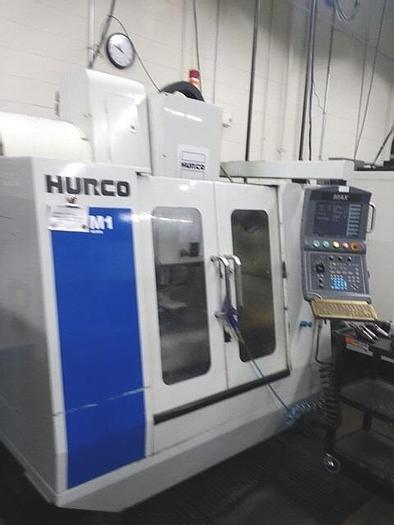 Used 2006 Hurco VM1