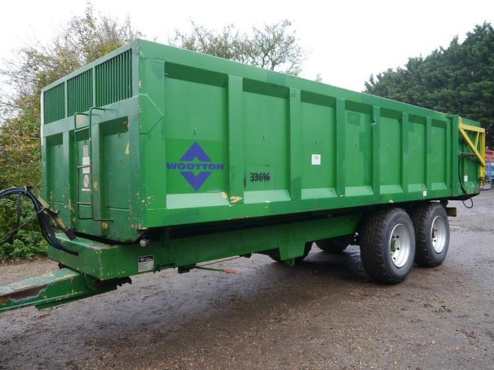 Used Ken Wootton Trailer