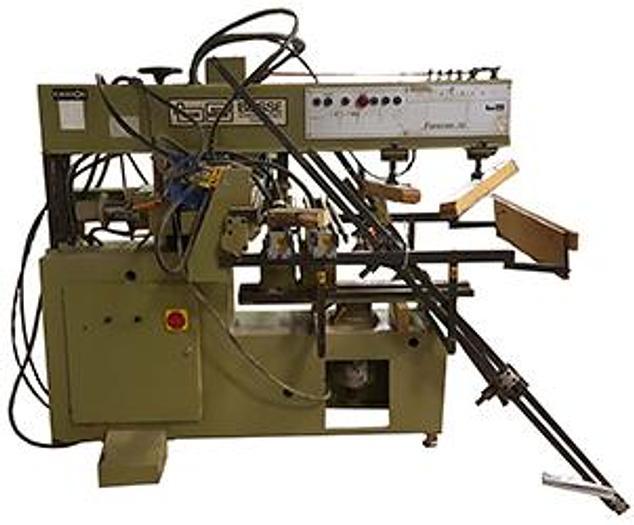 Biesse Forecon 51 Line Boring Machine
