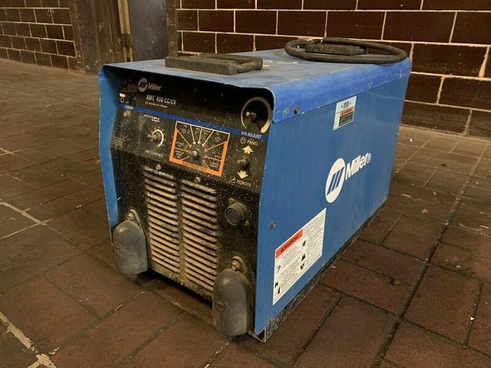 Used Miller XMT 456 CC/CV DC Inverter Arc Welder 230/460V *Parts*