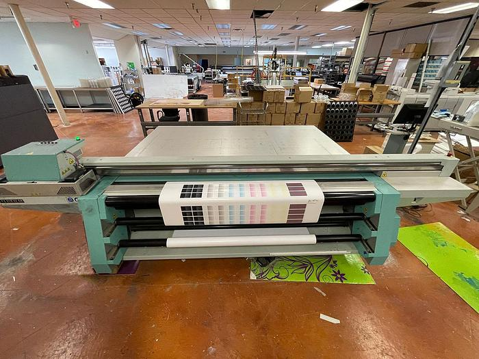 Used 2008 Fuji Acuity Advance with Roll Module