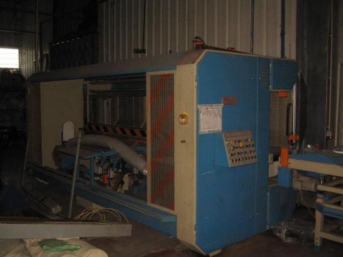 Used WRAPPING MACHINES 2002 LA MECCANICA PAKO3500/F