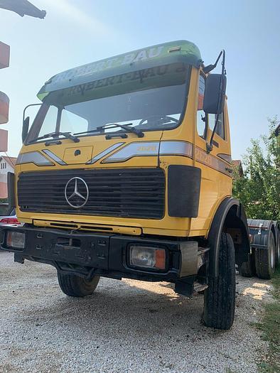 Gebruikt 1988 MERCEDES BENZ 2628 6x4 chassis