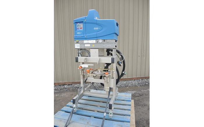 Used USED NORDSON PROBLUE 7 HOT MELT GLUE MACHINE