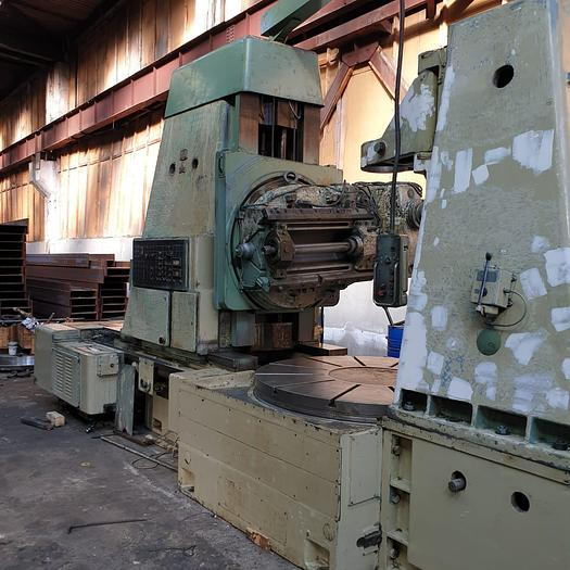 Gear hobbing machine ZFWZ2000/3