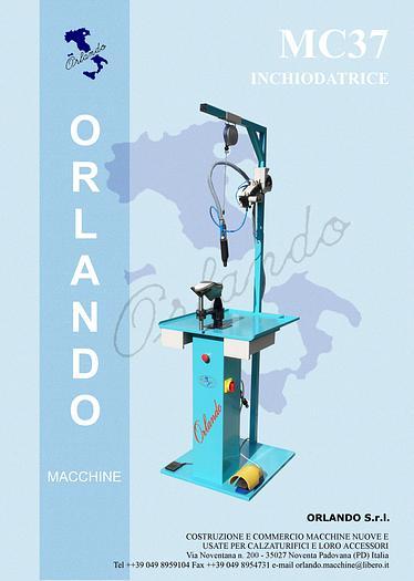INCHIODATACCHI MANUALE - NAILING MACHINE MC37