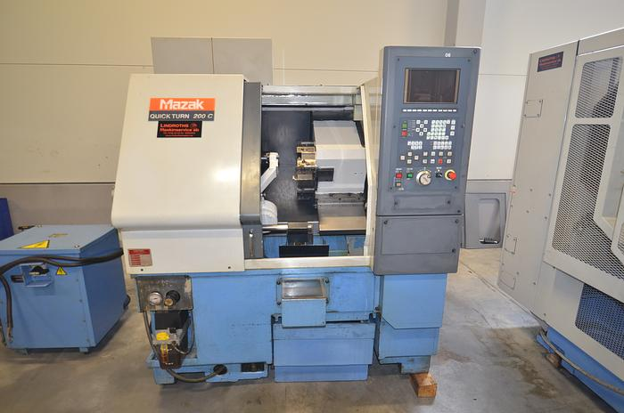 MS66 - Mazak Super Quick Turn  200 C
