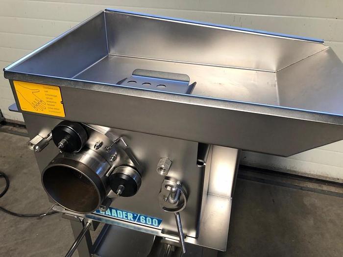 Used Baader 600 separator