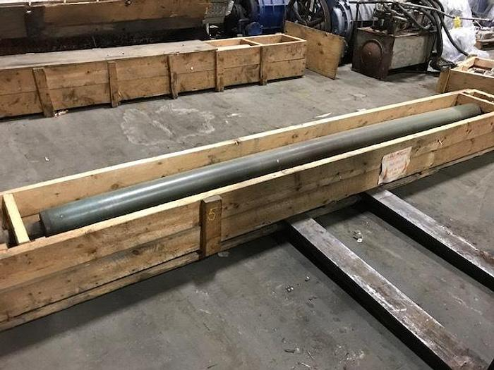 """Used BOWED ROLL MT. HOPE 6.5""""(254MM) DIA. X 130'(3.30M) FACE"""