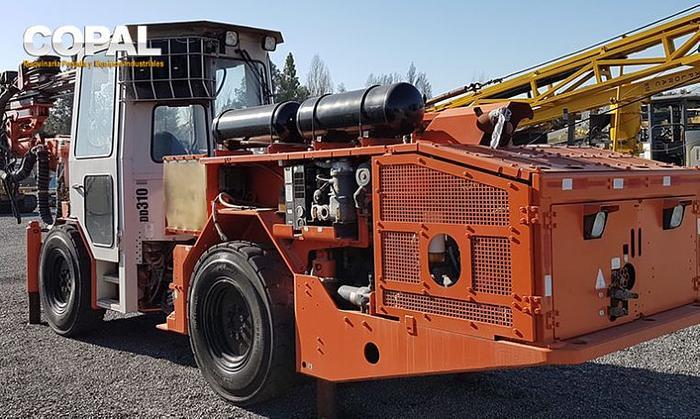 2010 SANDVIK DD310-26C