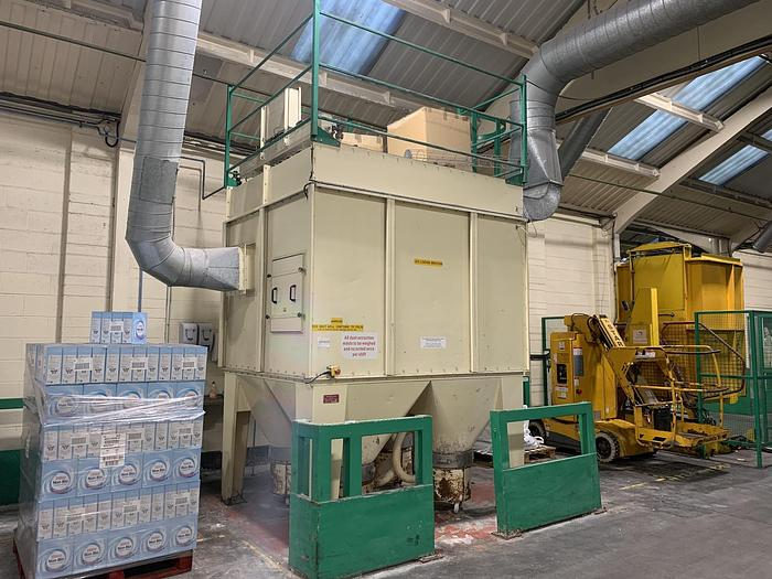 Used 1999 DUSTRACTION   Dust Extraction Vacuum Unit