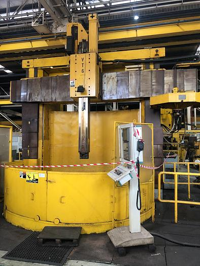 2008 Titan TVL 2500/3200+500 ATC (Original CNC VTL)