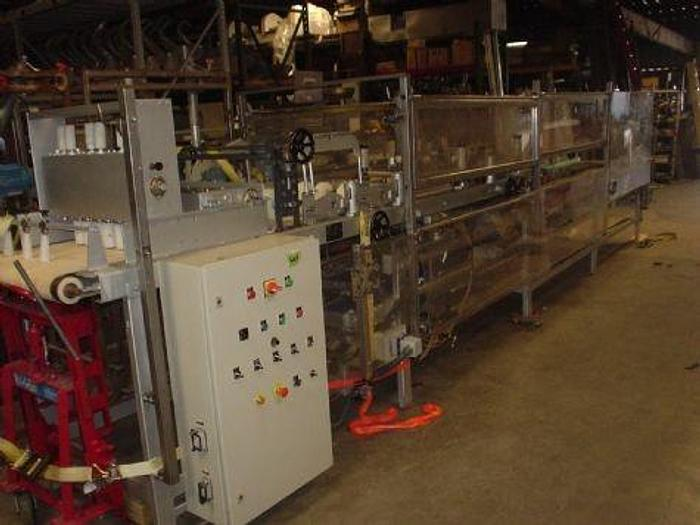 TRIPLE WIDE MOULDER WITH PAN LOADER AND PROOFER