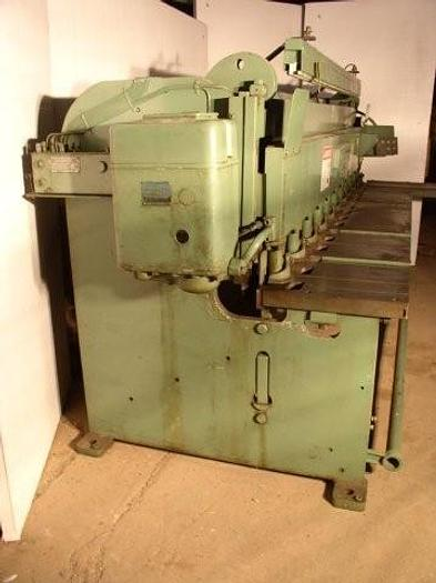 "10 ga x 120"" Cincinnati Model 1010 Mechanical Shear; 36"" FOPBG"