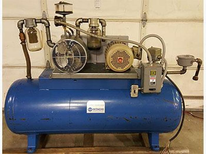 Used Hitachi 5 HP Vacuum Pump