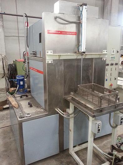 Usata 2001 Lavatrice a spruzzo e Lavaggio idrocinetico, TECHGROUP LSR 300 T