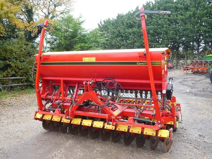 Used Vaderstad Carrier 300 Drill Combination