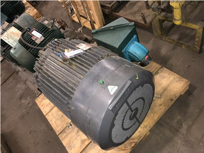 RELIANCE ELECTRIC 200 HP MOTOR