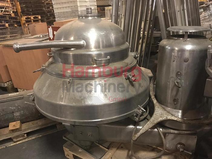 Used GEA Westfalia KDA 16-02-177