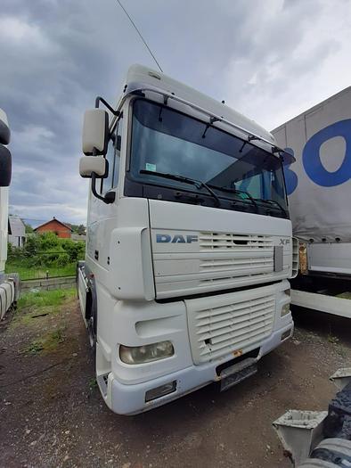 Gebruikt 2005 DAF 95 XF430 EURO 3 MANUAL 'VERY CLEAN !