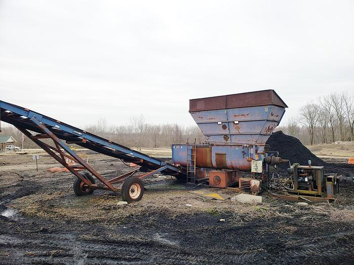 Used BECKER UNDERWOOD SECOND HARVESTER 200