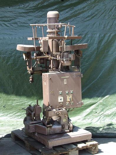 Używane Zszywarka stacjonarna 2-głowicowa do worków jutowych i papierowych typ AC/1-2X