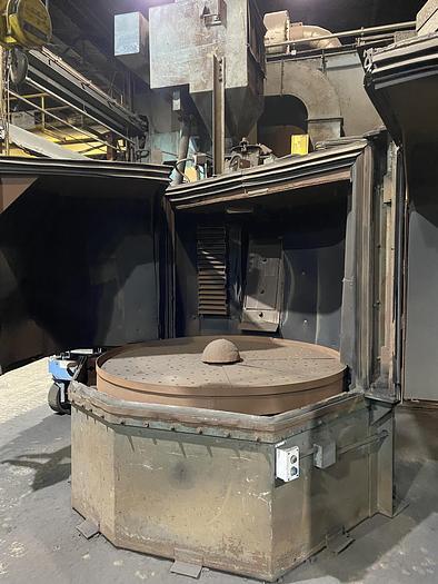 PANGBORN 6LK CLEANING MACHINE