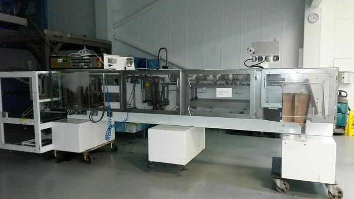 Used Bossar B2500 Sachet Machine
