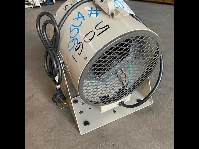 Used TPI Corporation Forced Air Heater HF-686TC