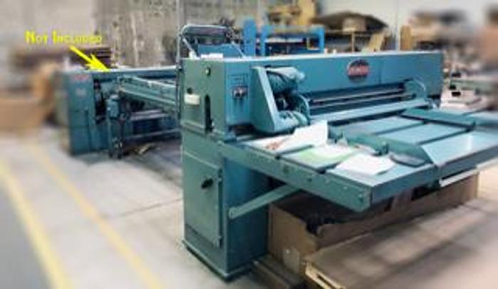 Used RITE SIZE MODEL 55 BOX MACHINE
