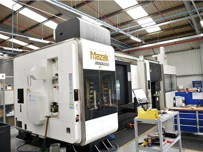 Usata CENTRO MULTITASKING MAZAK INTEGREX i-400 ST