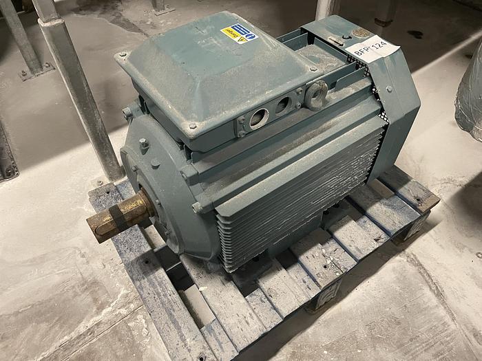 Used ABB  M2AA 200 MLA 2 Motor
