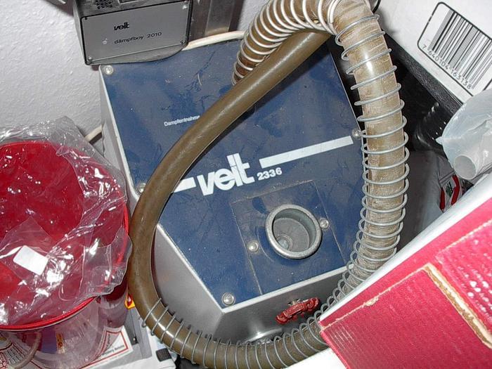 Gebraucht Dampferzeuger VEIT  2336 2 kW, 9,1 Amp.