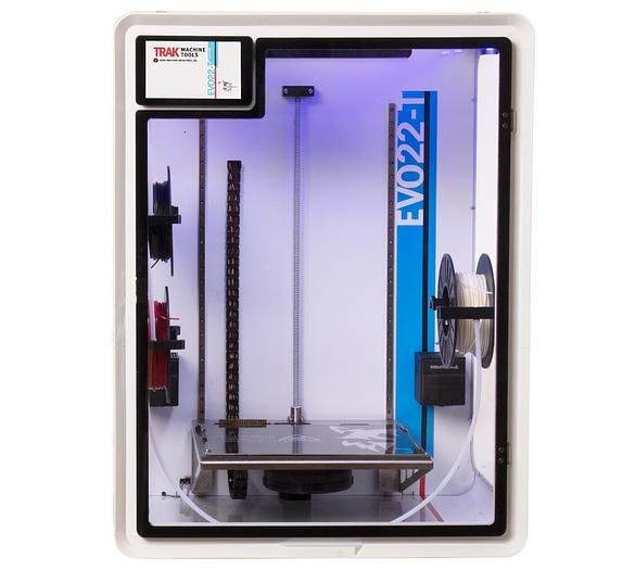 #10418: NEW TRAK Airwolf 3D Printer