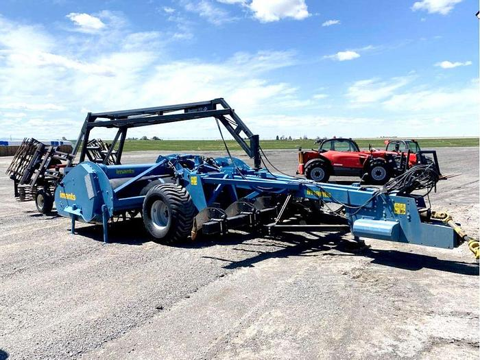 Used 15' Imants 57SX450PLH ** One-Pass Tillage Tool **