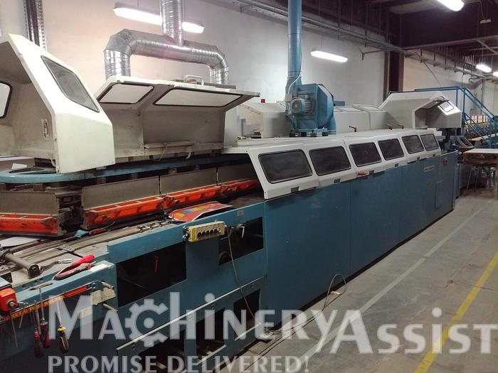 Used WOHLENBERG WG 370 Soft Cover Line
