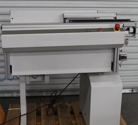 Used Universal Instruments  5362I Post AOI / SPI NG Sorting transfer conveyor cti
