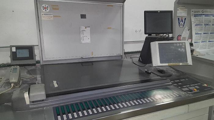 2007 Komori LS640+CX